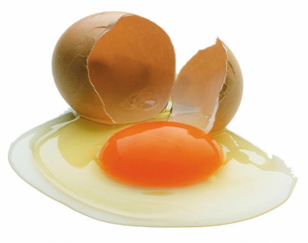 яйцо против прыщей