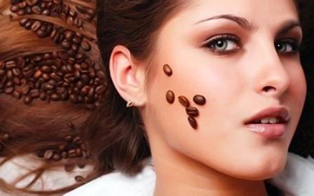скраб из кофе для лица