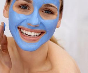 голубая глина для красоты кожи