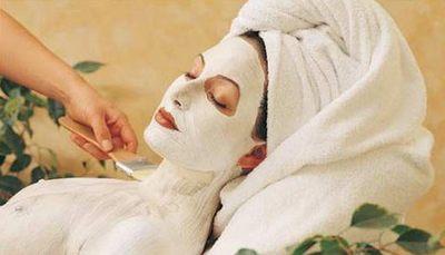 молочные маски для увядающей кожи