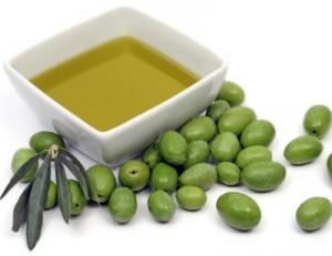 маски из оливкового масла