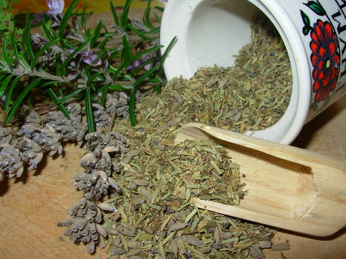 травы для ополаскивания волос
