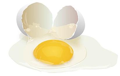 крем на основе яичного белка