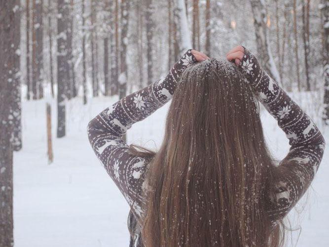 Пренебрежение головным убором зимой причина выпадения волос