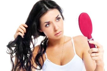 После родов лезут волосы