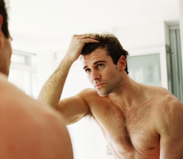 Средство от выпадения волос у мужчин