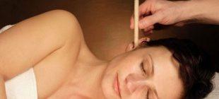как лечить уши камфорным маслом