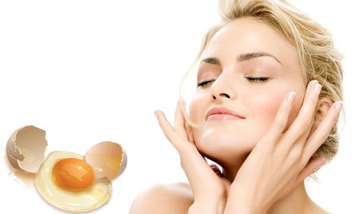 Желтковая маска для волос в домашних условиях