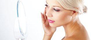 причины появления белых пятен на лице