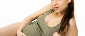 Выпадают волосы при беременности